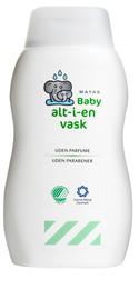 Matas Striber Baby Alt-I-En Vask 400 ml