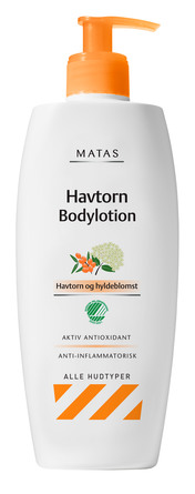 Matas Striber Matas Havtorn Bodylotion 400 ml