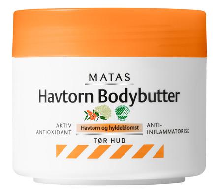 Matas Striber Matas Havtorn Bodybutter 250 ml