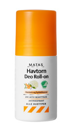 Matas Striber Matas Havtorn Deo Roll-on 50 ml