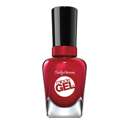Sally Hansen Miracle Gel 474 Can't Beet Royalty