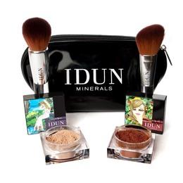 IDUN Minerals Starter kit Freja med toilettaske