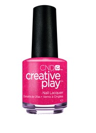 CND Creative Play 486 Revelry Red, Creative Play