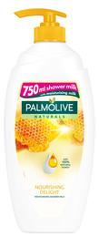Palmolive Shower Milk & Honey m/pumpe 750 ml