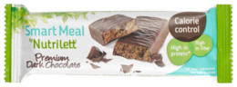Nutrilett Premium Dark Chocolate bar 60 gr.