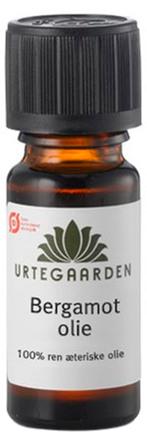 Urtegaarden Bergamotolie ØKO 10 ml.