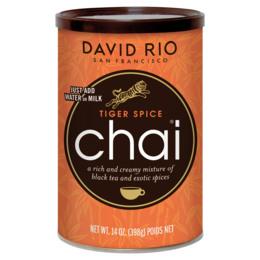 David Rio Chai Tiger Spice 398 gr
