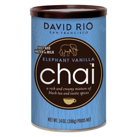 David Rio Chai Elephant Vanilla 398 gr