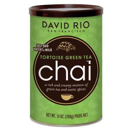 David Rio Chai Tortoise Green 398 gr