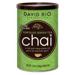David Rio Chai Tortoise Green 398 gr