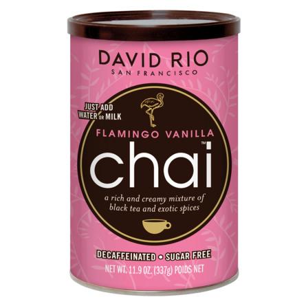 David Rio Chai Flamingo Vanilla