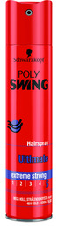 Schwarzkopf Poly Swing Hårlak Ultimate 250 ml