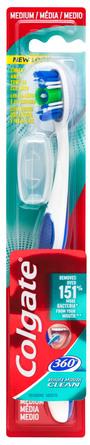 Colgate Tandbørste 360 Medium