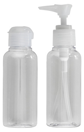 Body Lab Travel bottle x 2 pack