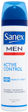 Sanex Men Dermo Active Deodorant Spray 150 ml