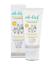 oh-lief Suncreen Body SPF30 100 ml
