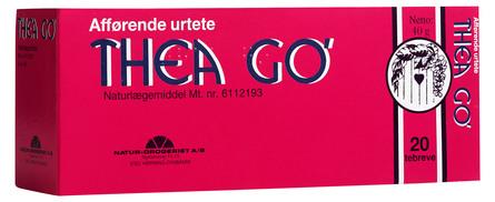 Natur Drogeriet Thea Go' thebreve 20 stk.