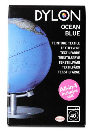 Dylon Dye Ocean Blue 350 g Ocean Blue