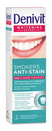 Denivit Tandpasta Smokers 50 ml