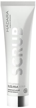 MÁDARA Exfoliating Scrub Oil-To-Milk 60 ml