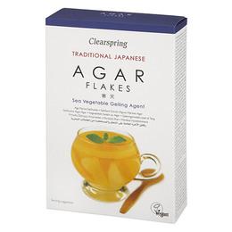 Agar-Agar flager (veg. geleringsmiddel tang 28 g