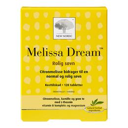 New Nordic Melissa Dream 120 tabl.