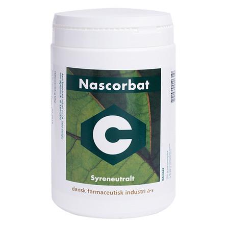 DFI - Serien Den Grønne Serie Nascorbat (syreneut. C-vitamin) 1 kg