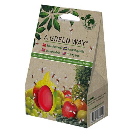 A Green Way (Tanaco) Bananfluefælde