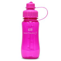 WaterTracker Hot Pink 0,5 l drikkedunk BRIX