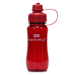 WaterTracker Red 0,5 l drikkedunk BRIX