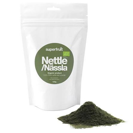 Nettle powder Superfruit Brændnælde Øko 100 gr.