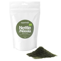 Nettle powder Superfruit Brændnælde Øko 100 gr.