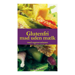 Glutenfri mad uden mælk bog Forfatter: Signe Lyk