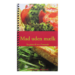 Mad uden mælk kogebog bog Forfatter: Signe Lykke