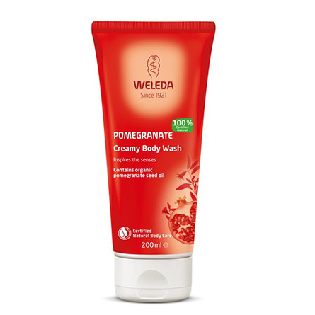 Weleda Granatæble Body Wash 200 ml