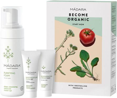 MÁDARA Become Organic Starter Set