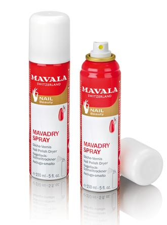 Mavala Mavadry Hurtigtørrende Spray til neglelak