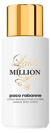 Paco Rabanne Lady Million Body Lotion 200 ml