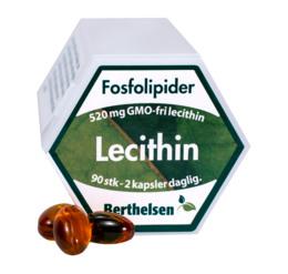 Lecithin Berthelsen 90 kap