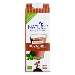 Naturli' Soyadrik Kakao 250 ml