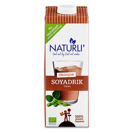 Sojadrik kakao Naturli Ø 250 ml