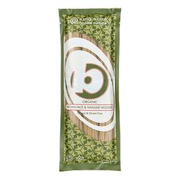 Brun ris & Wakame nudler Ø 250 g