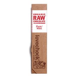 Lovechock kakao nips Øko 40 gr.