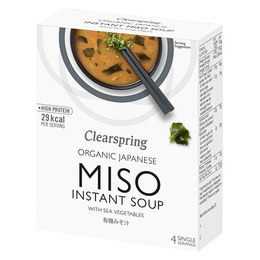 Instant Miso Soup Ø with Sea Vegetable 40 g