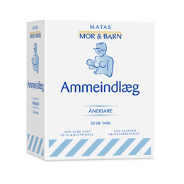 Matas Ammeindlæg 50 stk.