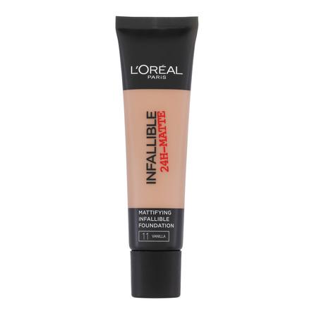 L'Oréal Paris Infallible Matte Fdt. 11 Vanilla