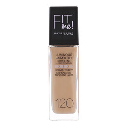 Maybelline Fit Me Luminous + Smooth fdt. 120