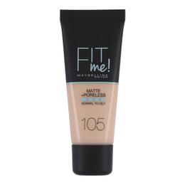 Maybelline  Fit Me Matte & Poreless Foundation 105
