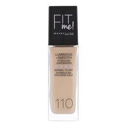 Maybelline Fit Me Luminous + Smooth fdt. 110