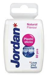 Jordan Tandstikker i plast 60 stk.